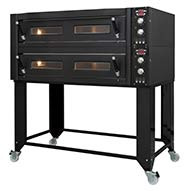 Fornitalia Black Line BL 125/70. Two Deck Electric Pizza Oven. Weekly Rental $176.00