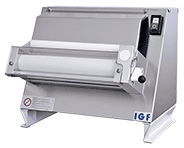 IGF - M40. Pizza Dough Roller. Weekly Rental $19.00