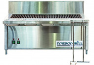 SYNERGY GRILL MODEL SG900 – Gas Dual Burner Grill. Weekly Rental $120.00