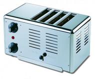 Rowlett Rutland 4ATS-109 Premier 4 Slot Bread Toaster. Weekly Rental $5.00