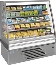 Bonnet Névé Curl 3. Refrigerated Open Display Cabinet. Weekly Rental $62.00