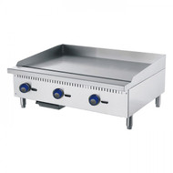 Cookrite ATMG-36 Gas Griddle. Weekly Rental $23.00