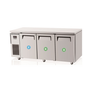 Skipio SURF18-3. Solid Doors Under Counter Chiller/Freezer. Weekly Rental $57.00