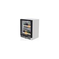 Skipio SB6-1G (black). Under Counter Glass Door Chiller. Weekly Rental $30.00