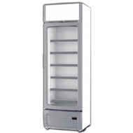 Exquisite SD370W - Upright Glass Door Freezer. Weekly Rental $31.00