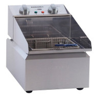 Roband FR18 Countertop Single Pan Fryer 8 Litre. Weekly Rental $6.00