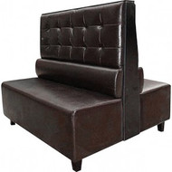 SL34-637D Lounge Single Dark Brown 1200 x 1100 x 1100. Weekly Rental $15.00