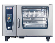 Rational SCC5S62 - 12 x 1/1 GN Tray Capacity Electric Combi Oven. Weekly Rental $280.00