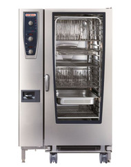Rational CMP202G - 40 x 1/1 GN Tray Capacity Gas Combi Oven. Weekly Rental $586.00