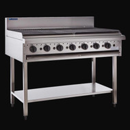 Luus BCH-12C - Gas Char Grill. Weekly Rental $42.00