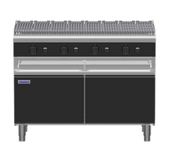 Waldorf Bold CHB8120G-CD - 1200mm Gas Chargrill - Cabinet Base. Weekly Rental $85.00
