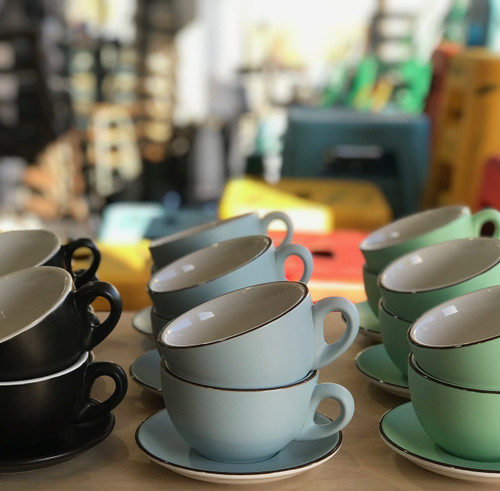 New Range of Cups & Saucers Now In!
