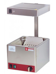 Diamond SFE12/D-N Countertop Chip Warmer. Weekly Rental $6.00