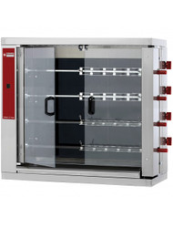 Diamond RVE/4C-CM Chicken Rotisserie 4 Spits (24 Chickens). Weekly Rental $65.00