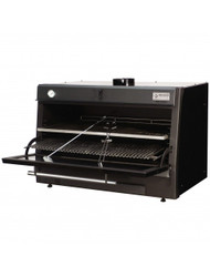 Diamond CBQ-120/BK Charcoal Oven Black. Weekly Rental $201.00