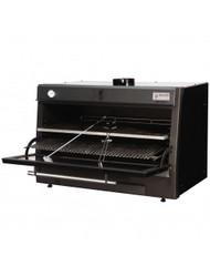 Diamond CBQ-120/BK Charcoal Oven Black. Weekly Rental $201.00