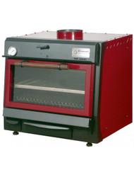 Diamond CBQ-060 Charcoal Oven Burgundy. Weekly Rental $138.00