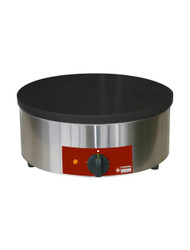 Diamond BRET/1E-HR Commercial Electric Crepe Maker Pan High Output. Weekly Rental $13.00