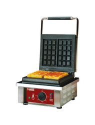 Diamond GB-3X5 Dual Commercial Waffle Iron 3x5. Weekly Rental $13.00