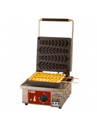 Diamond GE-4X/EP Stick Waffle Iron 4 Slot. Weekly Rental $13.00