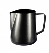 Milk Frothing Jugs Black Satin Finish s/s 400ml
