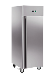 Exquisite - GSF650H - S/Steel Upright Freezer. 685 Litre Capacity. Weekly Rental $30.00