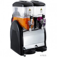 FABIGANI-2S Double 12 Litre Granita & Slushy Machine. Weekly Rental $32.00