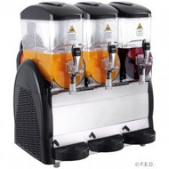 FABIGANI-3S Triple 12 Litre Granita and Slushy Machine. Weekly Rental $46.00
