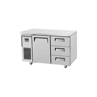 Skipio - SUF12-3D-3 - Undercounter One Door + Three Draw Freezer. Weekly Rental $45.00