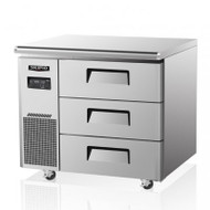 Skipio SUF9-3D-3 Underbench Drawer Freezer - 198L Rent To Own $40 per week