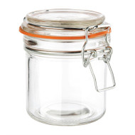 Clip Top Jar 300ml
