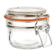 Clip Top Jar 125ml