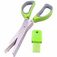 Herb Scissors 5 Blades
