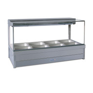Roband S23RD Hot Food Display Bar w1030mm w/ Rear Roller Doors