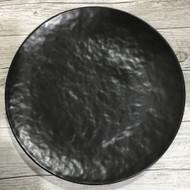 """10.5"""" Dinner Plate Black"""