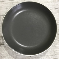 "9"" Rice Plate Grey"