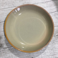 "10""Rice Plate Brown"