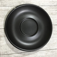 Black Matt Saucer 141MM