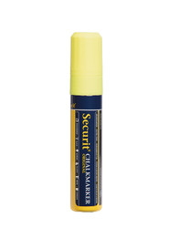 Wipe Clean Marker 15mm - Yellow