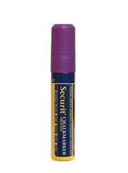 Wipe Clean Marker 15mm - Purple