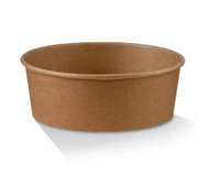 PLA Coated Kraft Salad Bowl 25oz 150x128x60mm - Box of 300