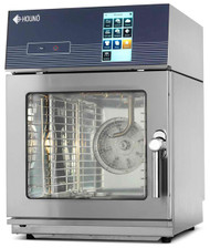 Houno CPES1.06 Slimline 6 Tray Combi Touch Controls. Weekly Rental $141.00