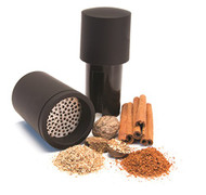 Microplane Spice Mill, Stainless Steel - Black