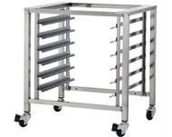 Turbofan - SK2731N Stainless Steel Oven Stand. Weekly Rental $9.00