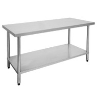 STAINLESS STEEL - 0600-6-WBB - WORK BENCH