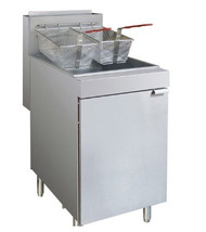 RC400ELPG - Superfast LPG Gas Tube Fryer