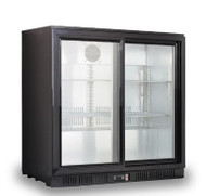 LG-208SC Under Bench Two Sliding Door Bar Cooler. Weekly Rental $88.00
