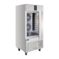Polar U-Series Blast Chiller with Touchscreen Controller 10x GN 1/1. Weekly Rental $75.00