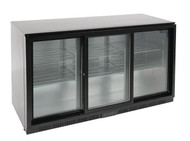 Polar G-Series Back Bar Cooler with Sliding Doors 320Ltr