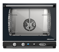 Unox LineMiss XFT133 4 Tray Manual Humidity Convection Oven. Weekly Rental $17.00